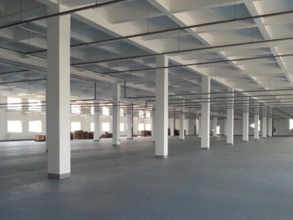 工业厂房装修