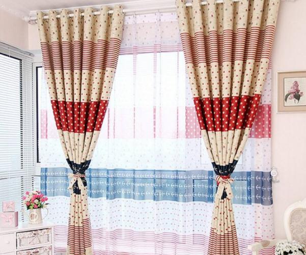 窗帘遮阳布