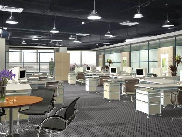 办公室厂房装修公司哪家好 办公室厂房装修设计 办公室厂房装修多少钱