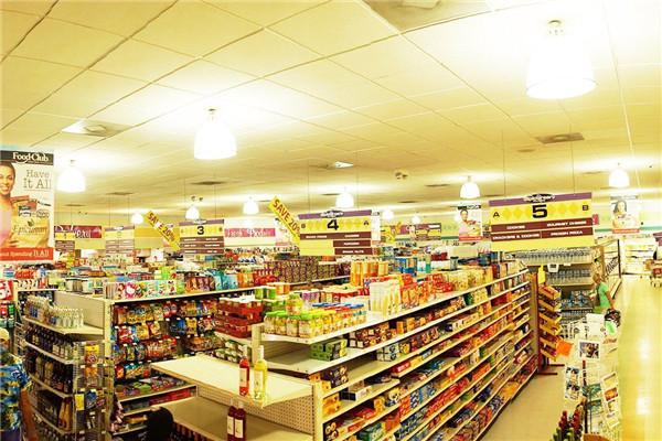 超市装修材料