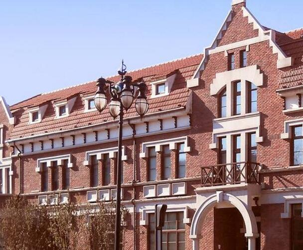 欧式风格建筑