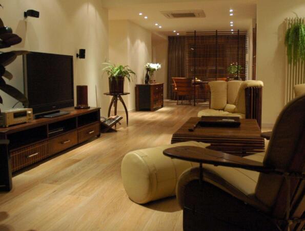浅色地板配什么颜色家具 浅色地板家具搭配技巧 浅色地板家具搭配效果案例