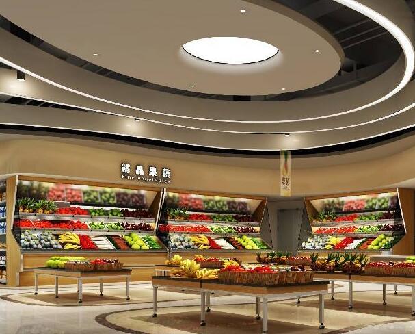 广州超市装修