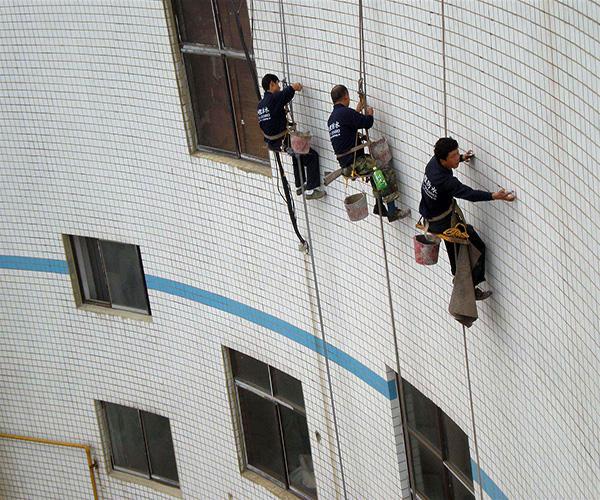 外墙防水保修