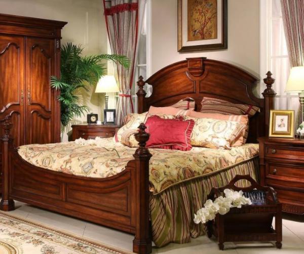 美式家具軟裝