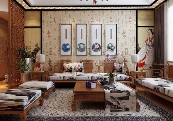 中式古典家具名称介绍 中国实木家具十大品牌