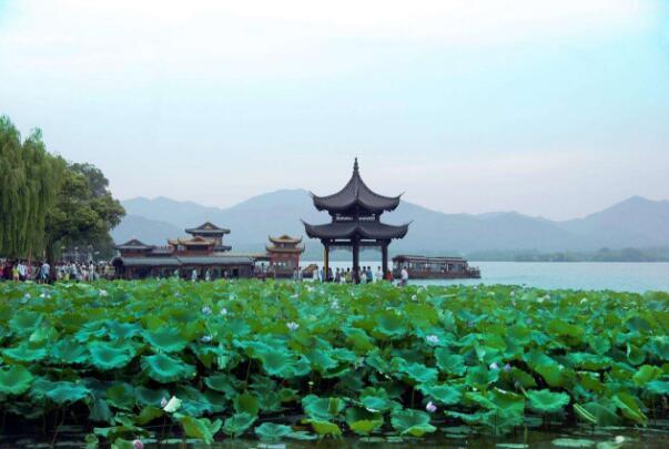 杭州旅游景点排名