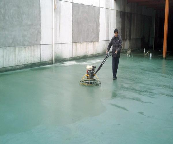 耐磨地坪施工