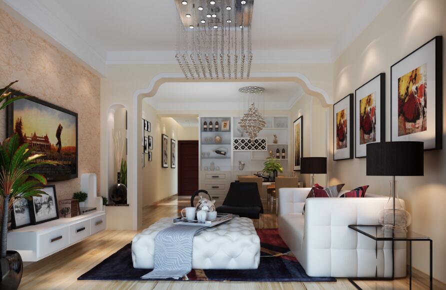 装修三室两厅要注意什么 装修三室两厅的价格 三室两厅装修案例
