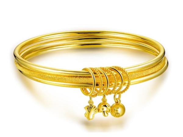 黄金手镯款式哪种好 黄金手镯最新款式 黄金手镯多少钱一克