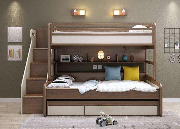 双层床要多少钱 双层床什么材质的好 双层床如何选购