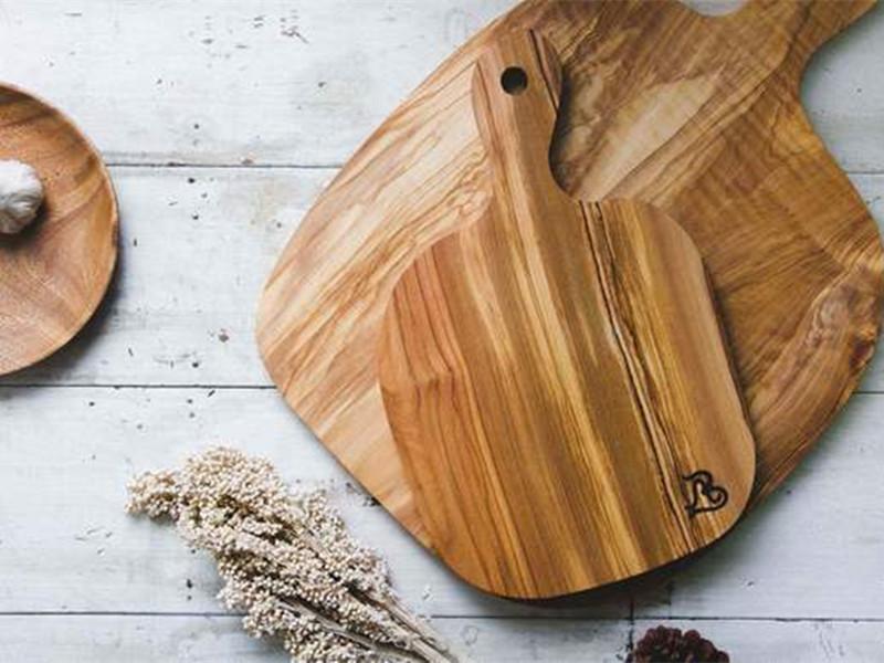 木菜板保养