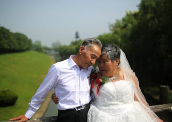 结婚四十年