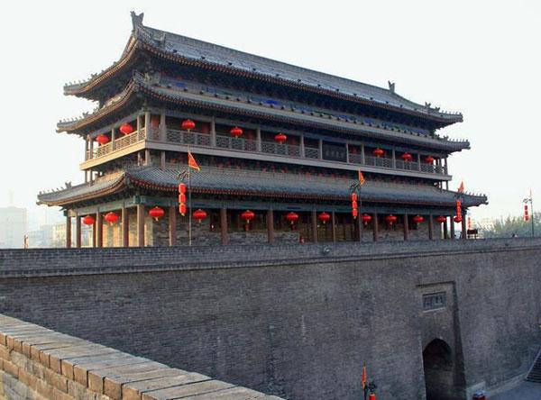 西安城墙门票多少钱 西安城墙开放时间 西安城墙从哪上最好