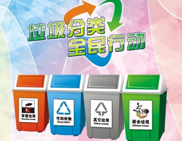 宜昌垃圾分类