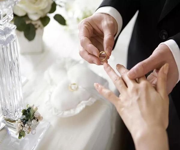 结婚十二年