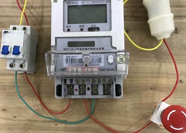 三相电表接线图 三相四线电表接线图 智能电表偷电最新方法