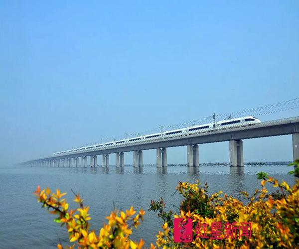 京沪高铁长度