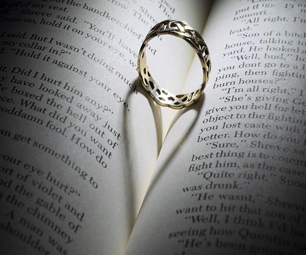 戒指戴法图解