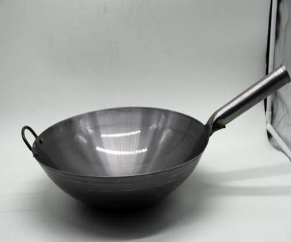 新铁锅使用