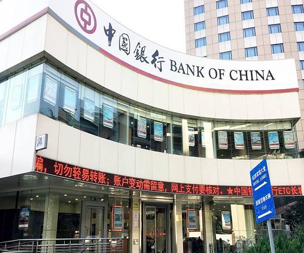 中國銀行貸款