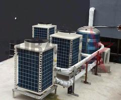 空气能取暖设备