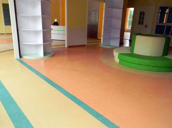 家庭塑胶地板