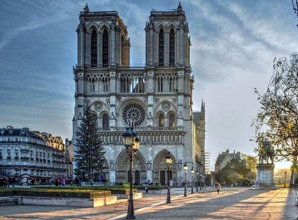 中参与巴黎圣母院修复 巴黎圣母院修复要多久 巴黎圣母院修复费用