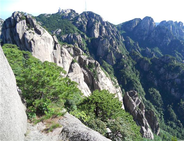 黄山四绝分别是什么黄山四绝指的是什么黄山四绝之首是什么