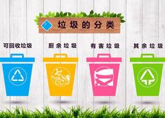垃圾分类新标准