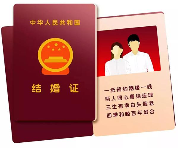 結婚證件照