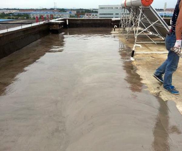 屋顶补漏防水
