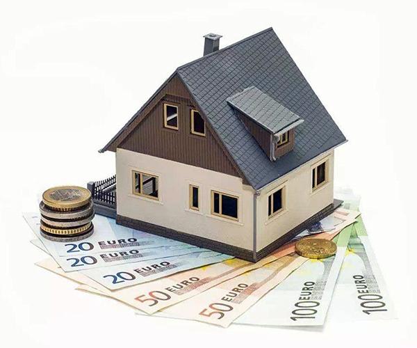 买房退定金
