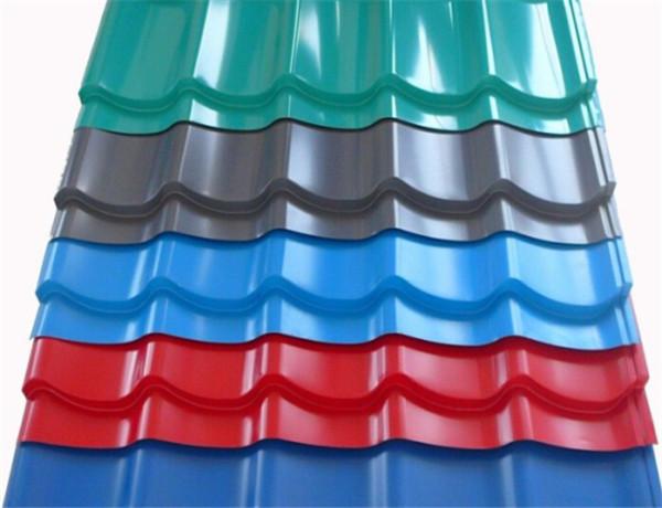 彩鋼瓦多少錢一平方彩鋼瓦厚度規格表彩鋼瓦壽命多長時間