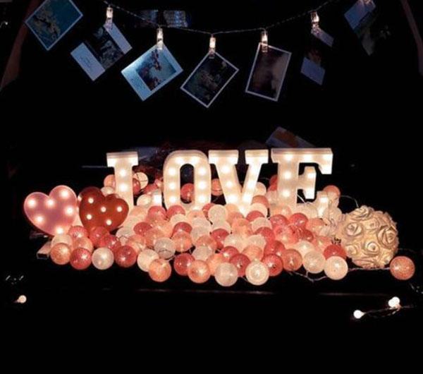 情人节家里如何布置 情人节布置房间需要什么东西 怎么把房间布置得很浪漫温馨