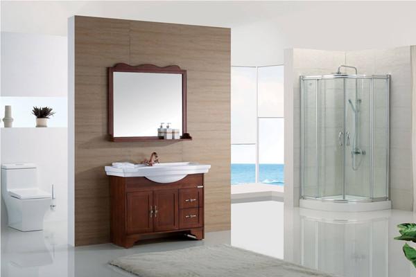 选购浴室柜