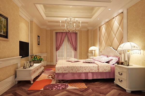 2020卧室吊顶