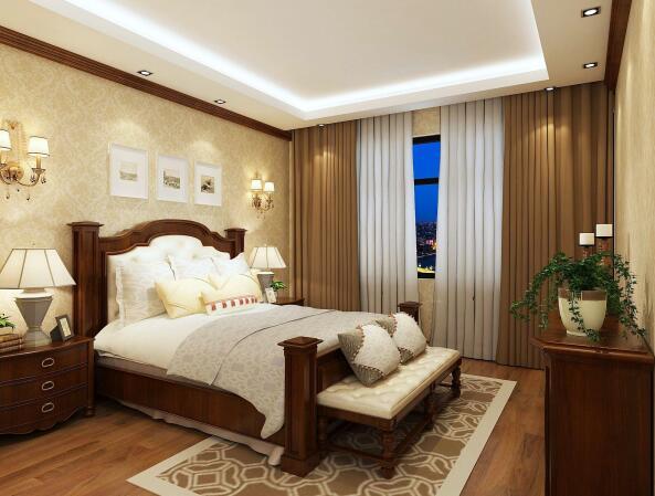 卧室床头朝什么方向好 卧室床的摆放讲究及卧向 夫妻卧室床头挂什么画好