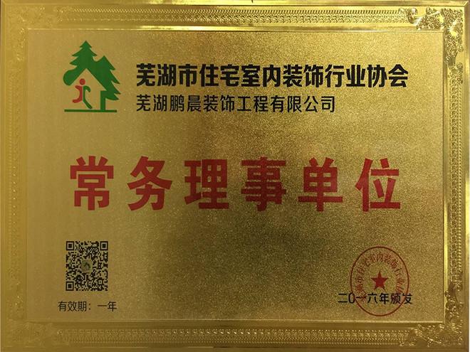 芜湖鹏晨装饰工程有限公司