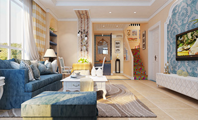 地中海風格家居設計