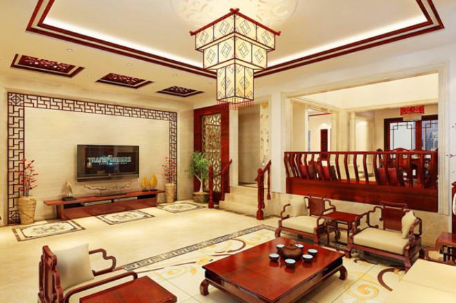 中式風格家居設計
