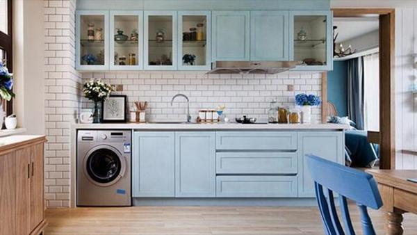 地中海风格,厨房装修设计