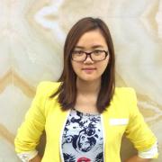 南宁水晶石装饰设计师吴珍丽