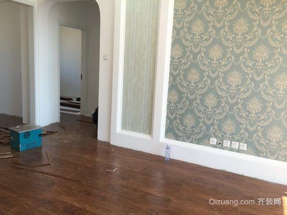 实木地板的安装