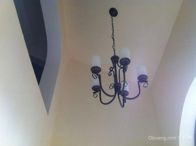 部分灯具安装效果图