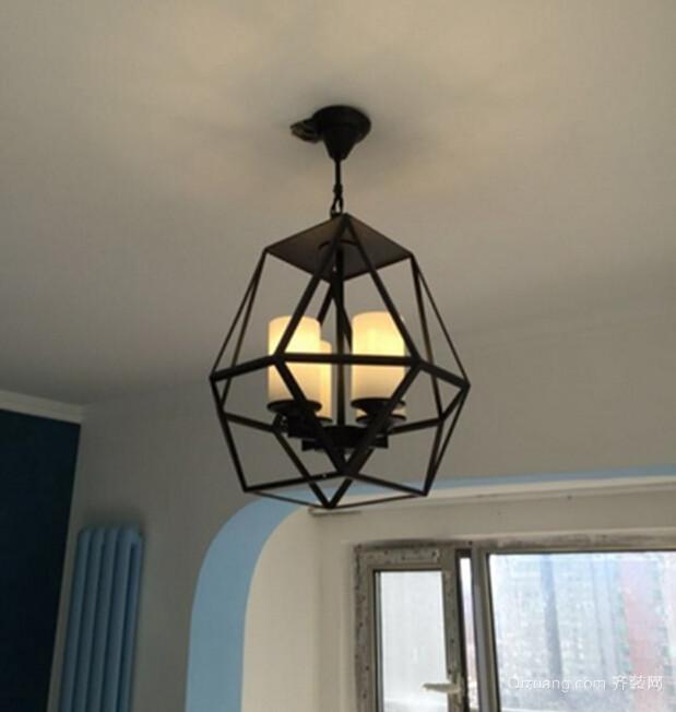 客厅灯线怎么接线