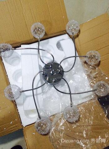 灯具和移门安装