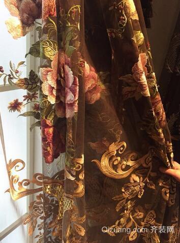 美美的窗帘