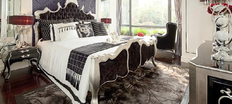 极致华丽欧式风格卧室室内装修效果图实例
