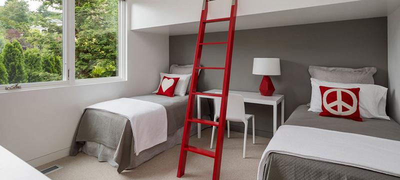 2016简欧风格大户型卧室装修效果图实例